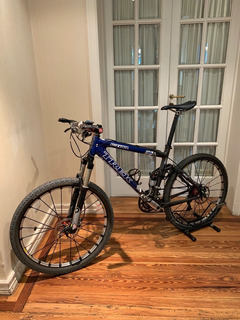 Bicicleta Trek Top Fuel 9.8 Tope De Gama