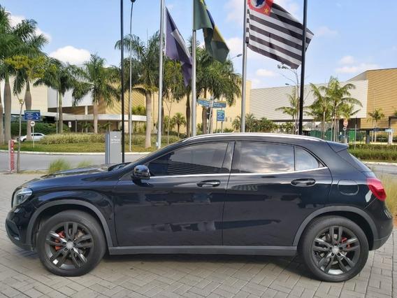 Mercedes-benz Gla 200 2015 1.6 Cgi Advance 16v Turbo