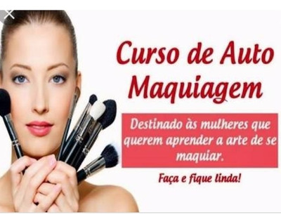 Curso De Auto Maquiagem