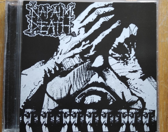Napalm Death / Carcass Cd Made In Usa 2004 Live 87/88