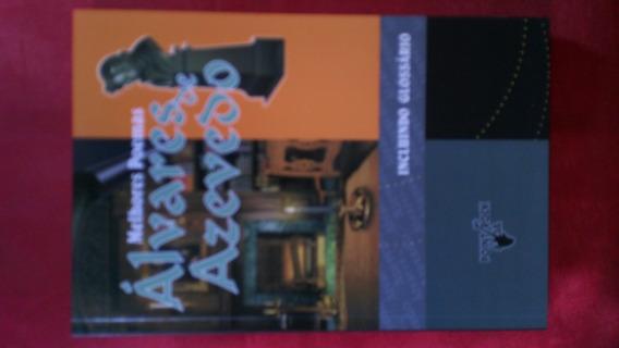 Livro Alvares De Azevedo. Melhores Poemas. Último Lote