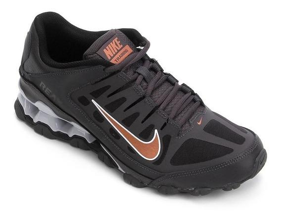 Tênis Nike Reax 8 Tr Mesh - Preto/cinza Ref: 621716 007