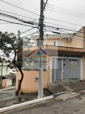 Sobrado Para Venda Em São Paulo, Freg. Do Ó, 2 Dormitórios, 1 Suíte, 3 Banheiros, 3 Vagas - So0085_1-1804550