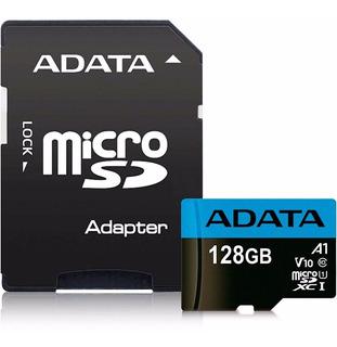Memoria Micro Sd 128 Gb Adata Ausdx128guicl10a1-ra1