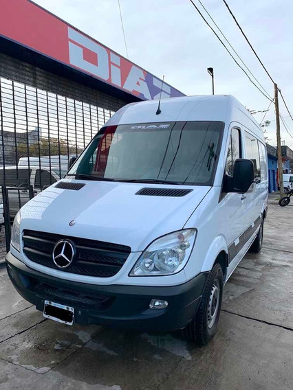 Mercedes-benz Sprinter 2.1 415 Furgon 3665 Te Mixto 4+1 2013