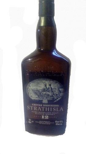 Whisky Strathisla 12 Years. (single Malt)