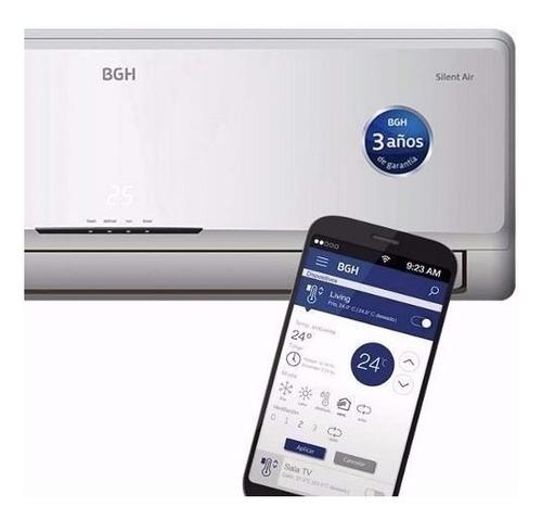 Bgh Smart Control Kit  Convierte Tu Aire En Smart Wifi