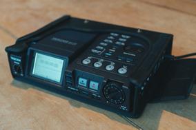 Gravador De Áudio Tascam Hd-p2