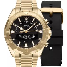 Relógio Technos Masculino Connect Skydiver Scab/4p