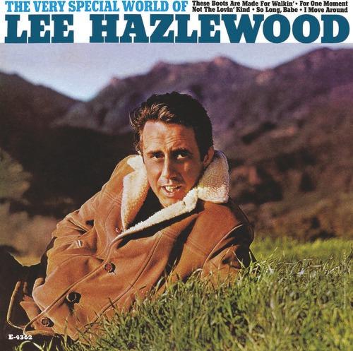 Lee Hazlewood Very Special World Of Lee Hazlewood Lp Imp