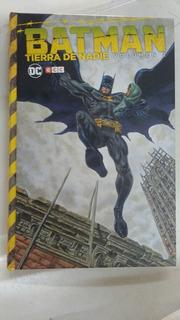 Batman Tierra De Nadie Col. 2 Ecc