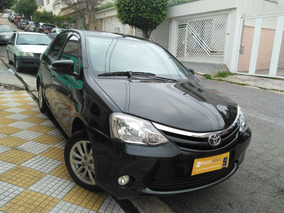 Toyota Etios Sedán 1.5 Xls Manual Única Dona