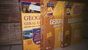 Livros De Geografia Geral Do Brasil - Livro Do Professor