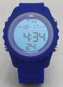 Relogio 18k Watches London Original Frete Grátis