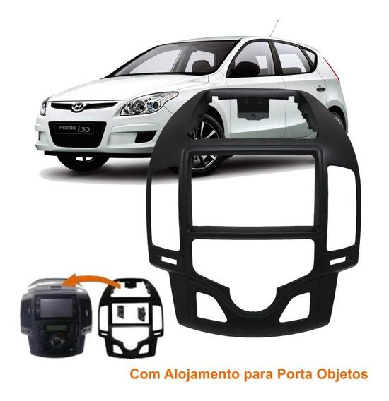 Moldura Hyundai I30 Digital Com Porta Trecos 2008 A 2012
