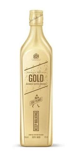 Whisky Johnnie Walker Gold Label 750ml  - Emb.comem.200 Anos