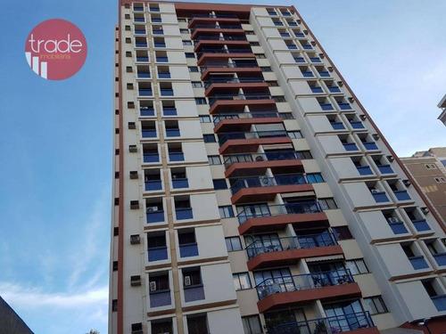 Imagem 1 de 14 de Apartamento Com 3 Dormitórios À Venda, 92 M² Por R$ 260.000,00 - Iguatemi - Ribeirão Preto/sp - Ap5796
