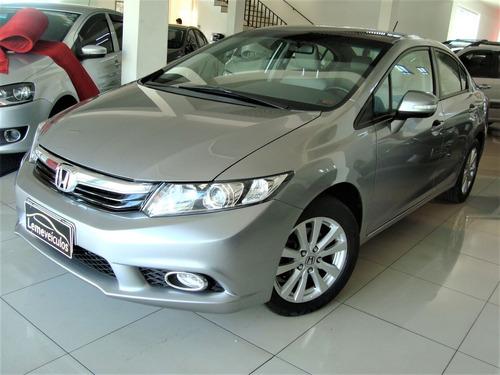 Honda New Civic Lxr 2.0 16v Aut