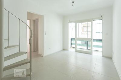 Apartamento No 4º Andar Com 1 Dormitório - Id: 892871693 - 171693