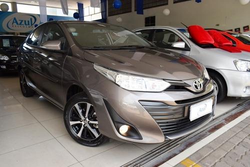 Toyota Yaris 1.5 16v Flex Xs Multidrive 2018/2019