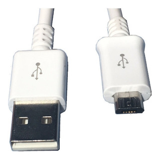 Cable Usb A Micro Usb Datos Tablet Celulares Smartphones