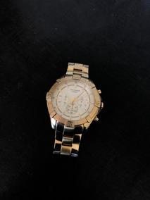 Relógio Technos Legacy Dourado Masculino