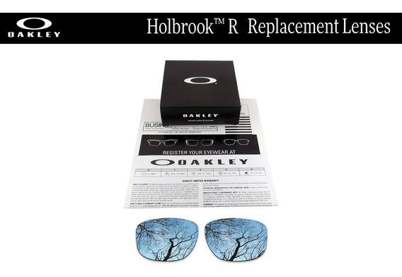 Micas De Reemplazo Para Oakley Holbrook R Color Chrome