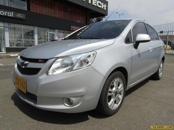 Chevrolet Sail Ltz Limited 4p Aa 2ab Abs 2015