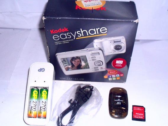 Camara Digital Kodak Easyshar C1505 12 Mega Pixels 20 Verdes