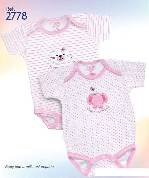 Body Ropa Para Bebé Recien Nacido R2778
