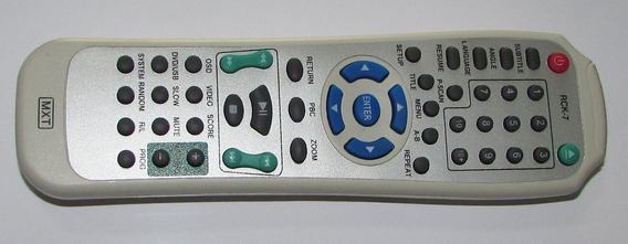 114387 - Controle Remoto Dvd Cougar Cvd561 / Cvd620 / Cdv63