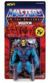 Figura De Skeletor Super 7 Original Funko Baloo Toys
