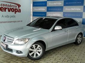 Mercedes-benz C 200 1.8 Kompressor Classic 16v Gasolina