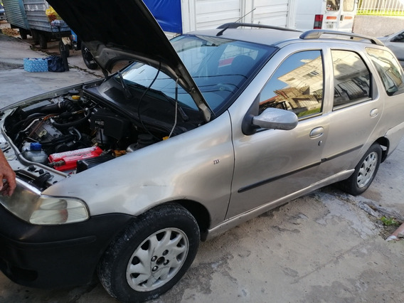 Fiat Palio Weekend 1.7 Elx Aa 2002