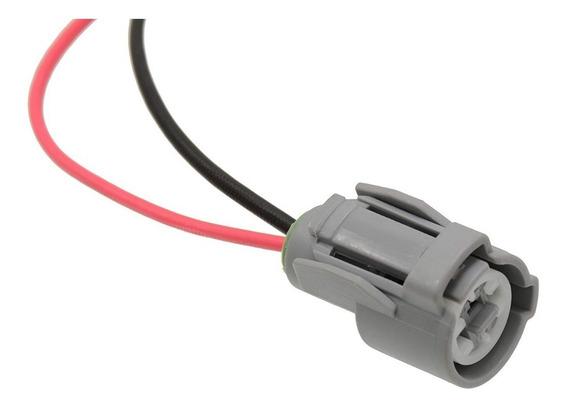 Plug Conector Tempertura Água Cebolão Vtec Honda Civic