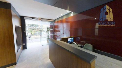 Imagem 1 de 15 de Sala Para Alugar, 51 M² Por R$ 2.500,00/mês - Centro - Florianópolis/sc - Sa0293