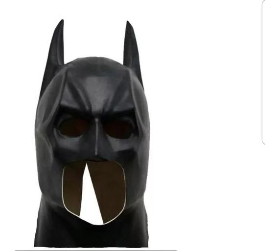 Mascara Batman Completa Latex