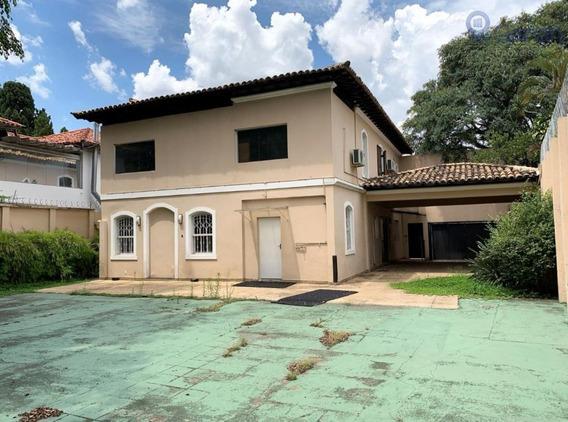 Casa Para Alugar, 331 M² Por R$ 19.000/mês - Jardim Everest - São Paulo/sp - Ca0316