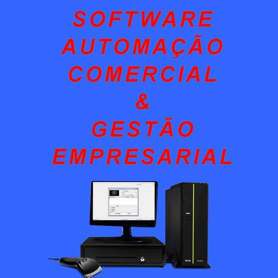 Software De Automação Comercial & Gestão Empresarial
