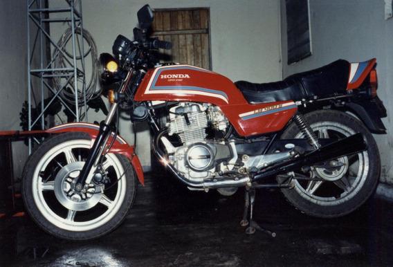 Honda Cb400 1981 Raridade!