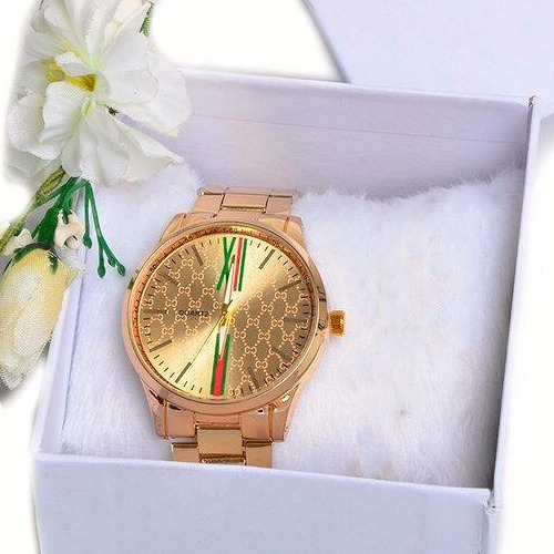 Kit C/ 5 Relógios Femininos + Caixa Luxo Atacado Revenda Top