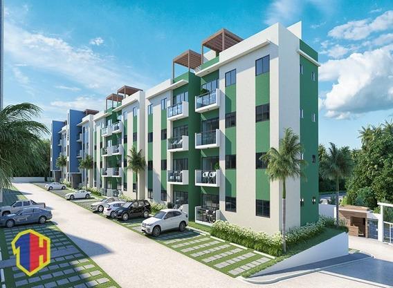Magnifico Proyecto De Apartamentos En La Jacobo Majluta