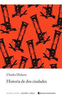Historia De Dos Ciudades Charles Dickens Libro Envio En Dia