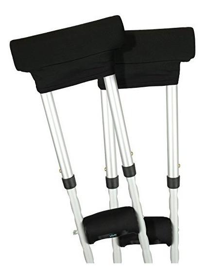 Apoyo Axilar Por Vive - Relleno Para Caminar Muletas Relleno