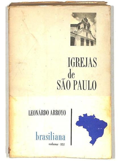 Leonardo Arroyo - Igrejas De São Paulo