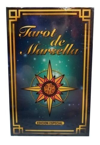 Imagen 1 de 5 de Tarot Marsella Grande Ed,especial
