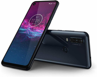 Motorola One Action 6,3` Ips Xt2013-1 4gb/128gb Filma 4k Amv