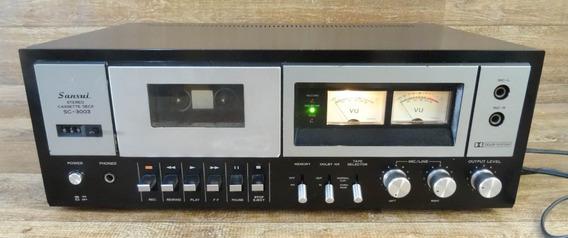 Tape Deck Sansui Mod. Sc 3003