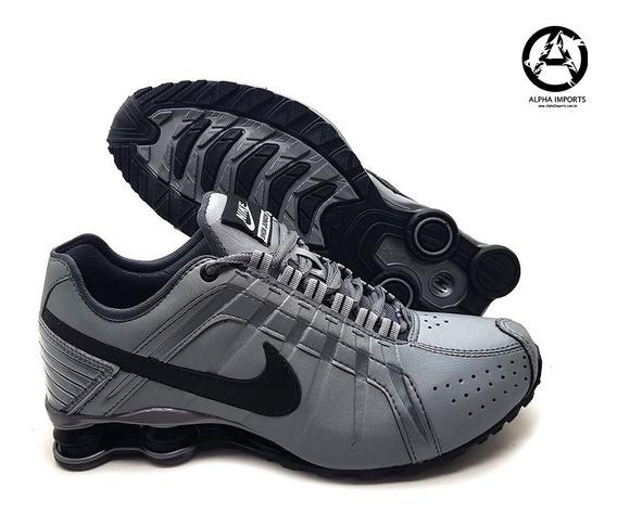 Tênis Masculino Nike Shox Junior Original - Tênis Importado¿