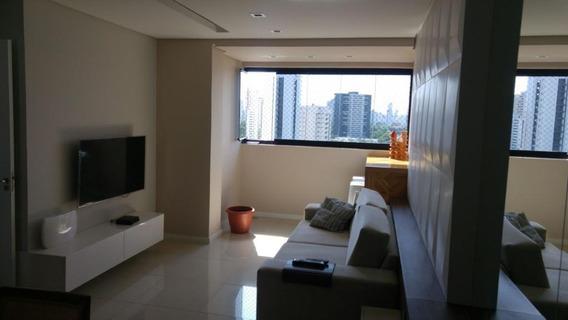 Apartamento Com 3 Dormitórios À Venda, 98 M² Por R$ 520.000,00 - Parnamirim - Recife/pe - Ap8354